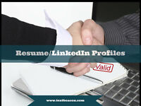 Resume, Cover Letter and LinkedIn Profile: Quick Turnaround