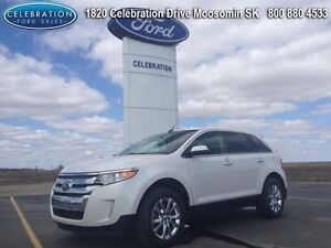 2013 Ford Edge Limited  NO DICKER STICKER!!