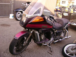 1985 Yamaha XVZ12D Venture Royale Parts For Sale Sarnia Sarnia Area image 4