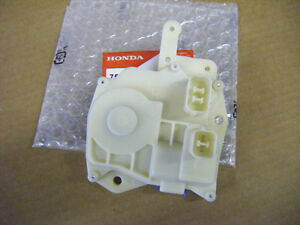 NEW Door Lock Actuator Front Right Fit For Honda Odyssey Civic
