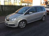 2008 Vauxhall Zafira 1.8i 16v Design Auto(FAULTY GEARBOX MIND OF ITS OWN)