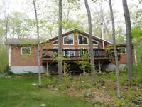 Manitoulin waterfront home for sale