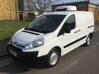 2015 Citroen Dispatch 1.6 HDi 1000 L1H1 Enterprise Fridge Van Manual Panel Van