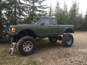 1994 Ford Ranger Custom Built Bogger
