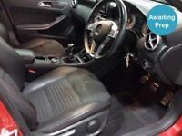 2014 MERCEDES BENZ A CLASS A180 CDI BlueEFFICIENCY AMG Sport 5dr