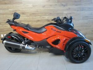 2012 Can-Am Spyder RS SE5 62$/SEMAINE