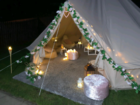 Bell Tent ***HIRE ONLY***