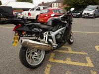 BMW K1200S 08/08reg 17282 miles