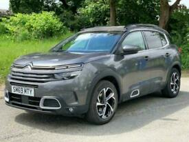 image for 2019 69 CITROEN C5 AIRCROSS 1.2 PURETECH FLAIR S/S 5D 129 BHP+1 OWNER NEW+GREY+