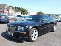 Chrysler 300C 3.0CRD V6 auto ESTATE STARTEC EDITION ONLY 58000 BENTLEY GRILL