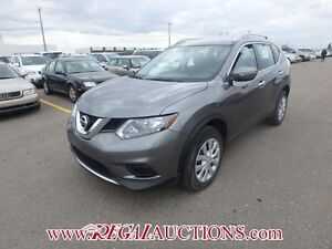 2014 NISSAN ROGUE S 4D UTILITY AWD 2.5