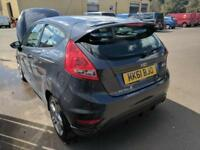 Ford Fiesta 1.6TDCi ( 95ps ) Zetec S - HPI Clear