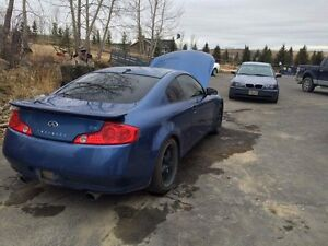 Infiniti G35 Coupe Project Car