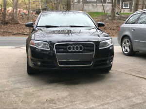 Low mileage Audi A4 Quattro
