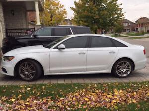 2013 Audi A6 S Line Sedan 2.0 TFSI Quattro Premium