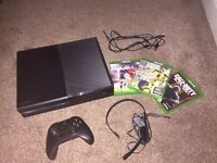 Xbox One 500GB with Fifa 17