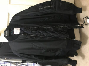 Brand new MONCLER ARALIA jacket with tags attached