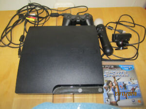 Console de jeu PS3 Slim 320GB CECH 2501B