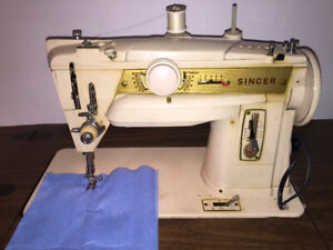Absolutely Amazing Singer 411 G Sewing Machine Made in Germany