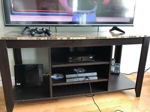 """Moving Sale! TV Stand Beautiful up to 65"""" TV"""