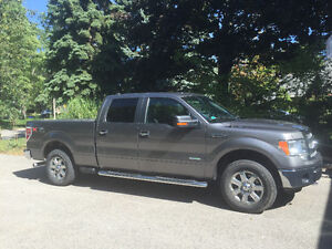 SOLD - 2013 F-150 SuperCrew Pickup Truck