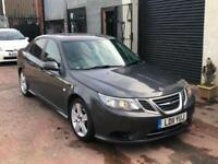 2011 SAAB 9-3 1.9 TTID TURBO EDITION 160BHP GREY TWIN TURBO DIESEL FULLY LOADED