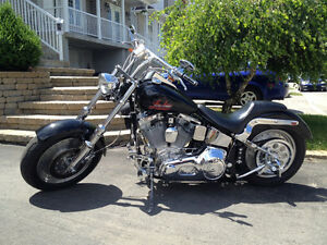 Harley Davidson softail Low Boy