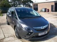 Vauxhall/Opel Zafira Tourer 2.0 TURBO DIESEL CDTi 16v ( 130ps ) ecoFLEX ( s/s )
