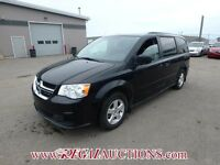 2012 DODGE GRAND CARAVAN WAGON 3.6L