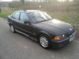 BMW 318 1.8 Auto i SE LOW MILAGE FOR THE AGE OF THE CAR