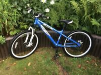 "Carrera Luna 24"" Girls Mountain Bike"