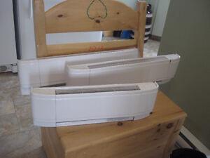 3 Dimplex baseboard heaters