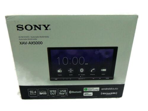 "SONY XAV-AX5000 7"" Double Din Digital Multimedia Receiver XAVAX5000"
