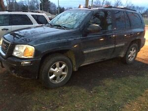 2004 gmc envoy 4x4 trade for truck and plow