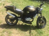 Cagiva planet mito 125 6speed project 2001 swap & offers