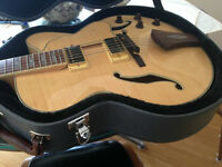 Ibanez Af 105  Archtop Hollow body