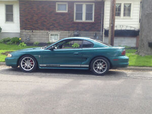 1997 Ford Mustang Coupe (2 door) London Ontario image 2