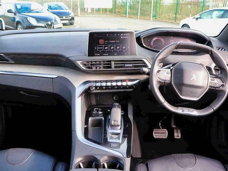 2017 Peugeot 3008 2.0 BlueHDi 180 GT 5dr EAT6 Auto Estate Diesel Automatic