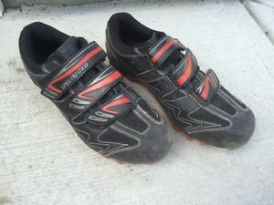 Specialized road biking shoes