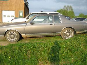 1986 Chevrolet Caprice (2 door)
