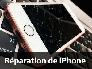 iPhone SE - Réparation
