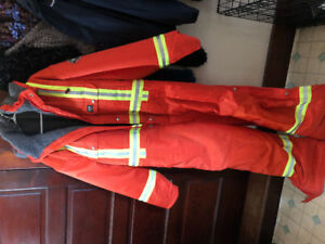 Helly Hanson insulated coveralls