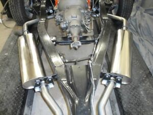 X- Frame Single Exhaust 68,000 Miles
