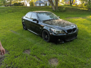 Bmw serie 5 2005 m packing