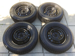 4-Nokian Winter Tires (Used)