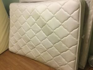 free delivery- double mattress and boxspring