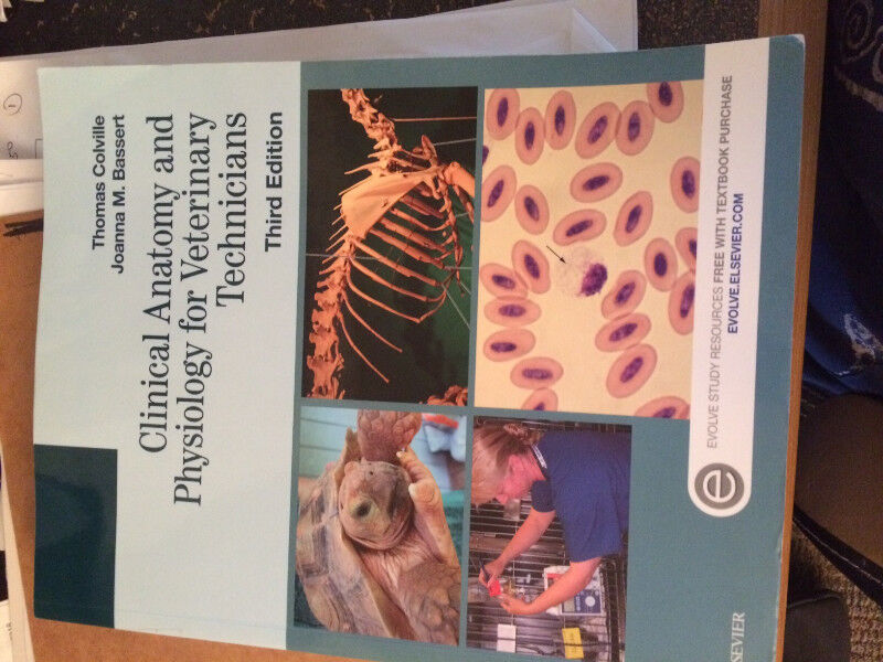 Clinical Anatomy and Physiology for Veterinary Technicians 3rd ...