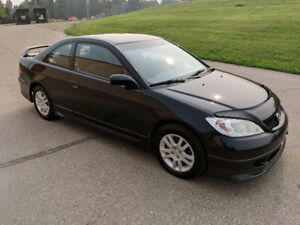 Honda Civic Reverb 2005