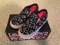Vans Shoes toddler size 8