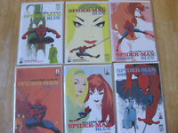 Spiderman:Blue complete set of comics